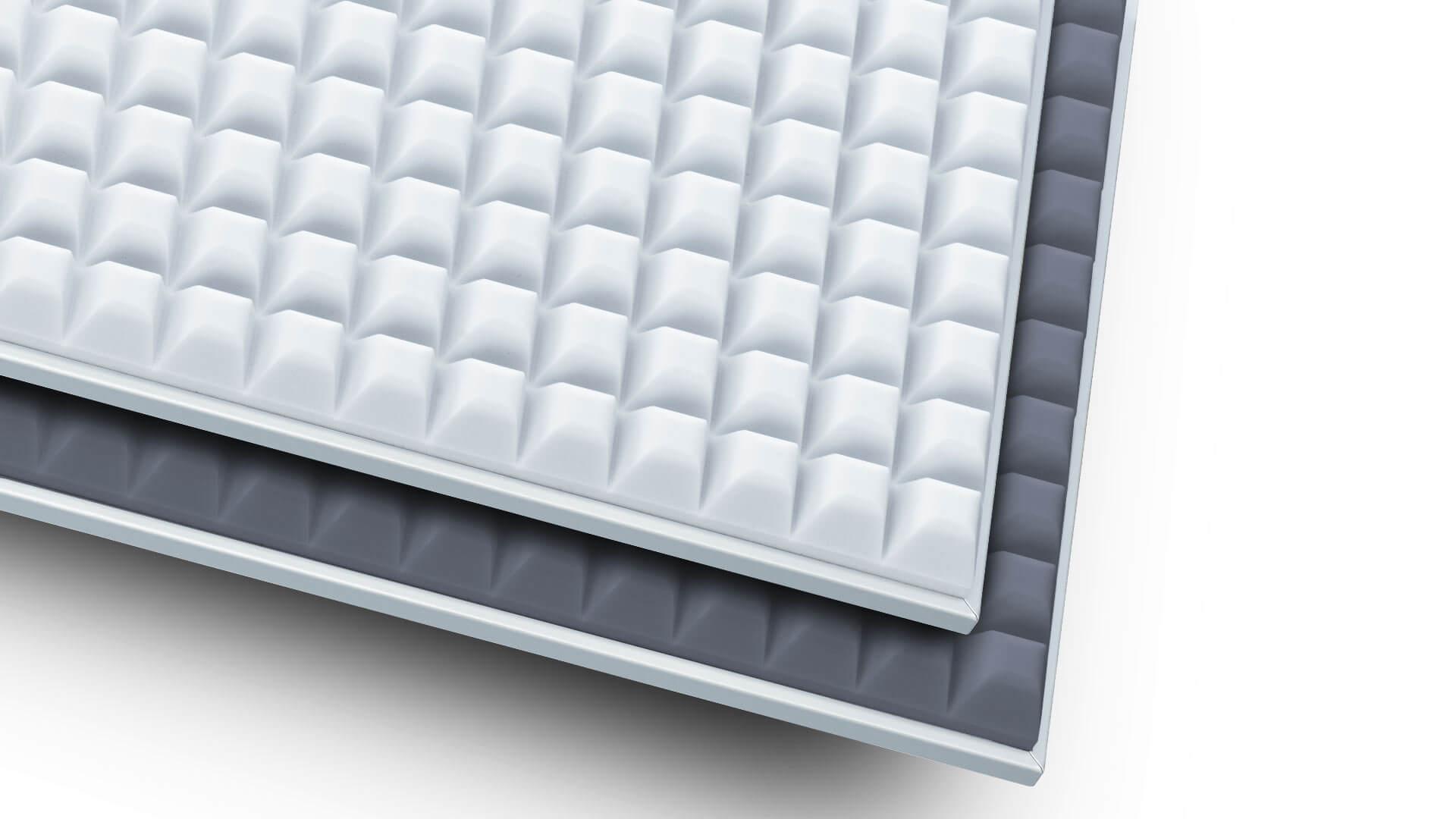 aixFOAM lydisolering - Premium-absorbenter for maksimal lydisolering