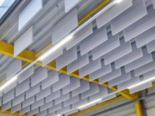 Akustikplader Industry