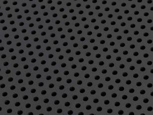 Støjværnsmåtte med kunstlæderoverflade